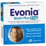 Evonia Biotiin Plus