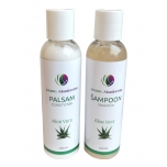 Juuste Akadeemia Aloe Vera šampoon + palsam komplekt
